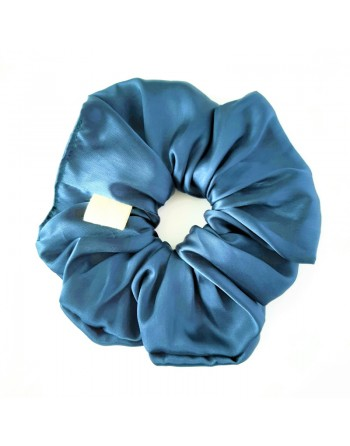 KS Scrunchie - Donkerblauw
