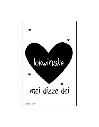 Minikaartje - Lokwinske mei...