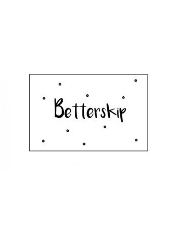 Minikaartje - Betterskip