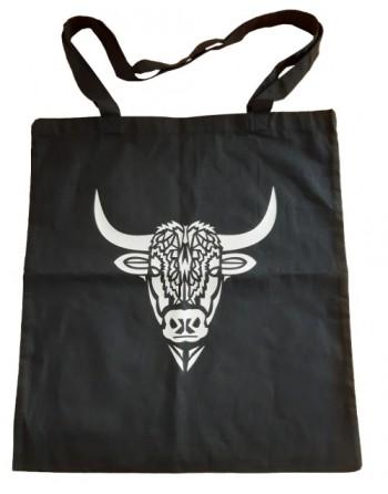 Katoenen Schoudertas - Bull